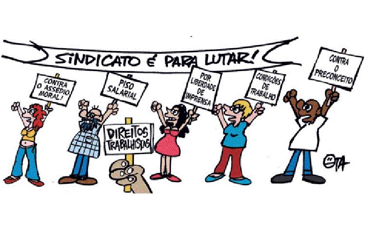 luta sindical
