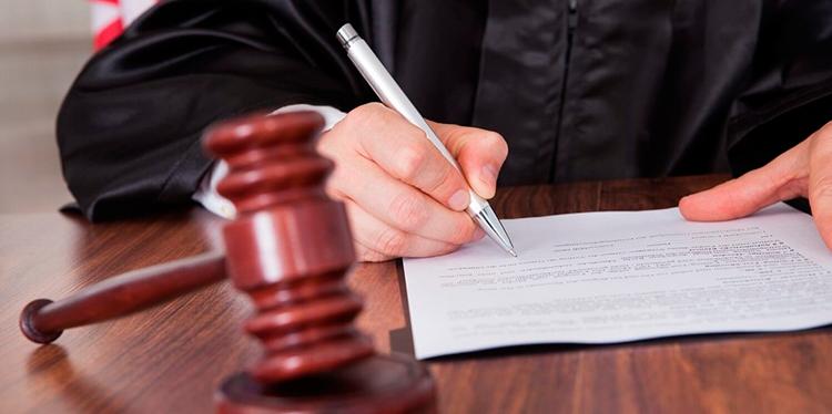 juiz sentença